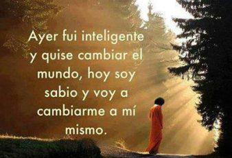 La Inteligencia cambia a uno MismoLa Inteligencia cambia a uno MismoLa Inteligencia cambia a uno Mismo