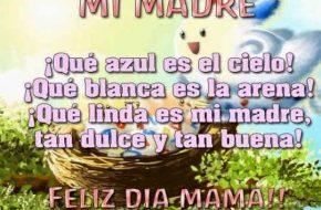 Bonitos Mensajes para el dia de Mama