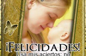 Para las preciosas Madres del mundo entero