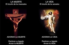 Semana santa vida y Muerte del Jesucristo