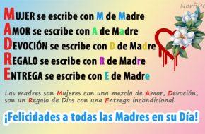 Reflexiones por el dia de la madre