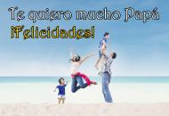 postales para los padres que nos ven desde lo alto