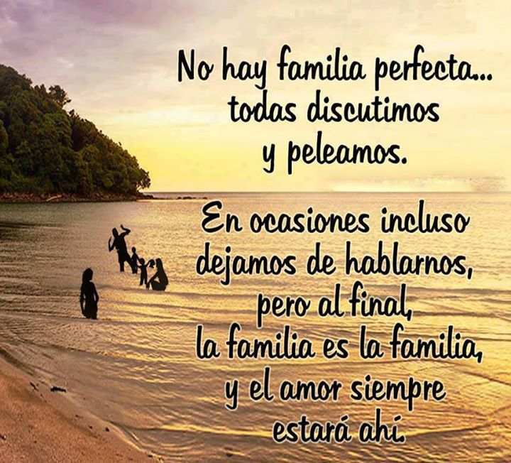 Imagenes la familia es lo mas esencial que hay en este mundo