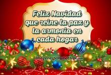 Saludos con Frases cortos de Navidad y Año Nuevo