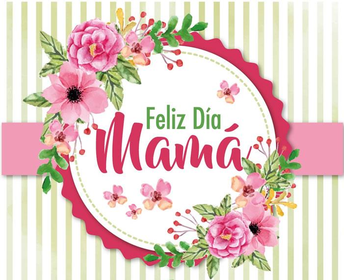 Tarjetas postales de Feliz día mamá